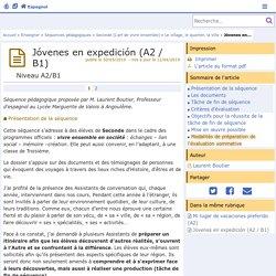 Jóvenes en expedición (A2 / B1) - Espagnol