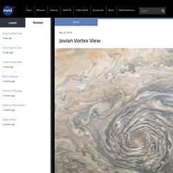Jovian Vortex View