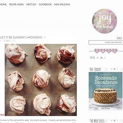 Joy the Baker Let It Be Sunday (+Monday) - Joy the Baker