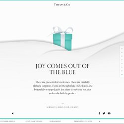 Joy Comes Out of the Blue