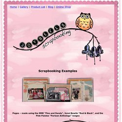 Joybellsscrapbooking - Scrapbooking and Papercraft - Maleny - 11 Maleny St Landsborough