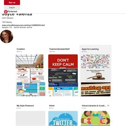 Joyce Valenza on Pinterest