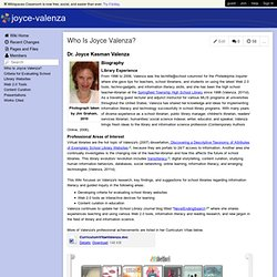joyce-valenza.wikispaces