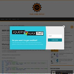 jQuery live filter with multiple options - jQuery Ajax PHP