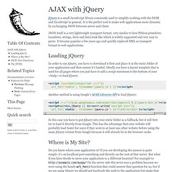 AJAX with jQuery — Flask 0.11-dev documentation