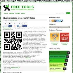 jQuery.qrcode.js, créez vos QR Codes