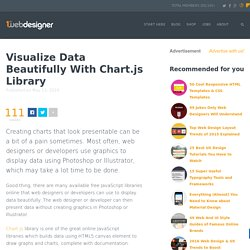 5 Top jQuery Chart Libraries for Interactive Charts