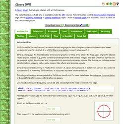 jQuery SVG