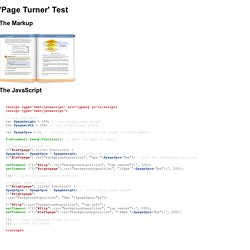 jQuery test
