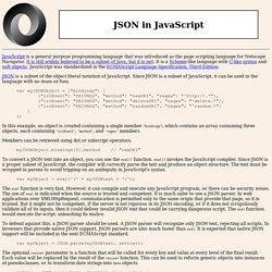 in JavaScript