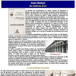 Juan Bastos