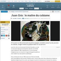 Juan Gris : le maître du cubisme