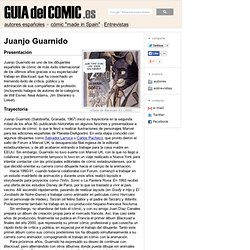 Juanjo Guarnido (Blacksad)