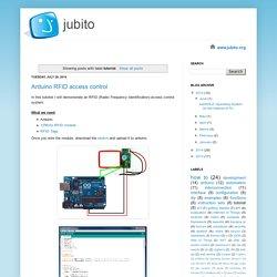 Jubito: tutorial