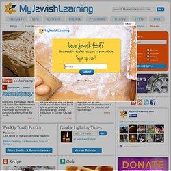 Judaism & Jewish Life