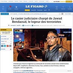 Le casier judiciaire chargé de Jawad Bendaoud, le logeur des terroristes