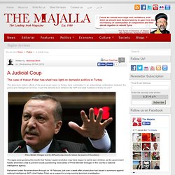 A Judicial Coup | The Majalla