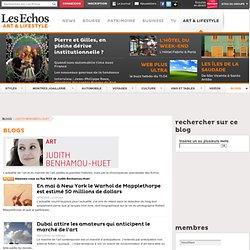 Judith Benhamou-Huet - Blogs - Les Echos