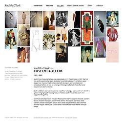 Judith Clark — Overview