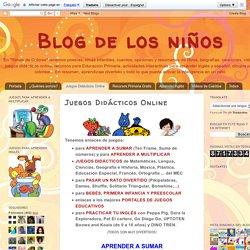 Juegos Didácticos Online