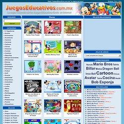 Juegos de Disney en Linea Gratis - JuegosEducativos.com.mx