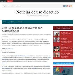 Crea juegos online educativos con 'Classtools.net'