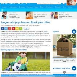 Juegos más populares en Brasil para niños