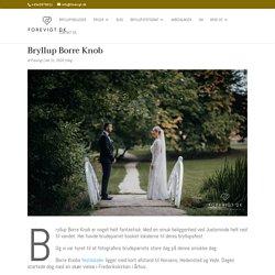 Bryllup Borre Knob ved Juelsminde med den skønneste beliggenhed