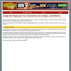 Jugar al bingo es muy fácil en Bingo.es