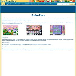 Juego Purble Place