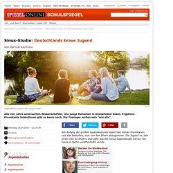 Sinus-Jugend-Studie: So tickt Deutschlands Jugend 2016