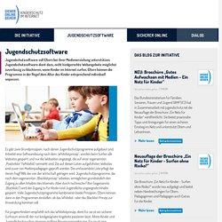 Jugendschutzsoftware - Sicher online gehen
