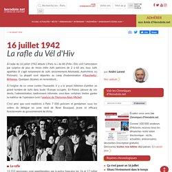 16 juillet 1942 - La rafle du Vél d'Hiv - Herodote.net