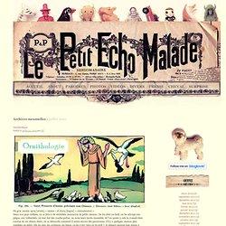 juillet | 2011 | Le Petit Écho Malade