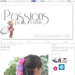 défi de juillet - passions, patin couffin