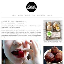 Jujubes aux fruits (végétaliens)