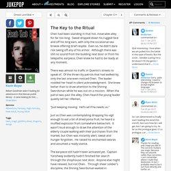JukePop: Dread Lord Bob by Kevin Boyer