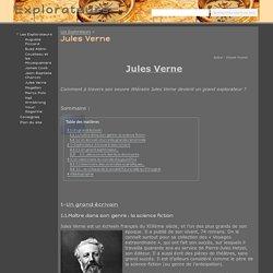 Jules Verne - Explorateurs