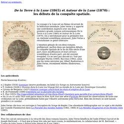 Jules Verne - De la Terre à la Lune - Autour de la Lune