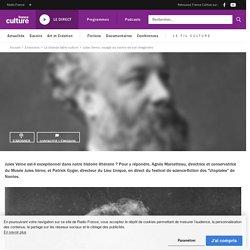 Jules Verne, voyage au centre de son imaginaire