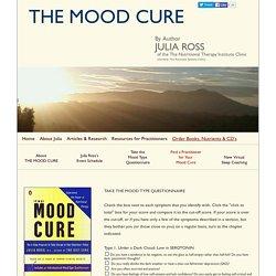 Julia Ross' THE MOOD CURE