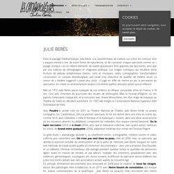 Compagnie Les Cambrioleurs . Julie Beres