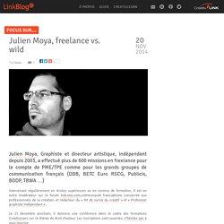 Julien Moya, freelance vs. wild