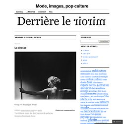 Mode, images, pop culture