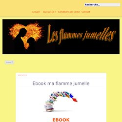 ebook ma flamme jumelle – les flammes jumelles