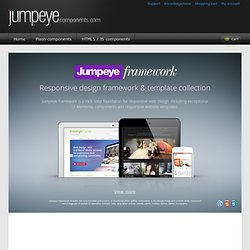 Jumpeye Flash Components