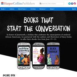 Juneteenth Free eBook Giveaway - HarperCollins Children's Books