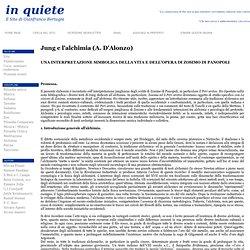 Jung e l'alchimia (A. D'Alonzo)