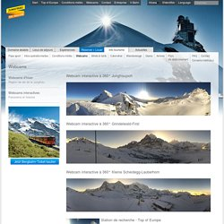 Jungfrau - Col ferroviaire