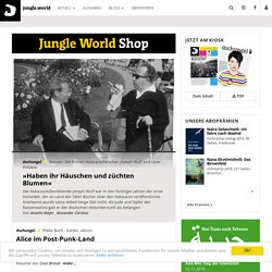 jungle-world.com - Aktuell